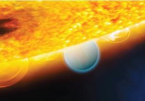 Desde 1995 han sido descubiertos más de 350 exoplanetas