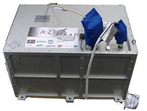 Experimento LAZIO (Foto: ESA)