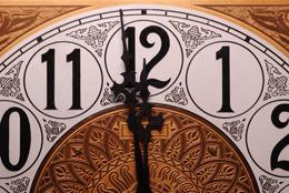Los relojes avanzan más despacio si la velocidad aumenta, más rápido si la gravedad disminuye. Foto: W. Tiller/iStockphoto
